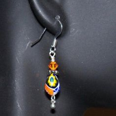 NYC Fashion Connection earrings