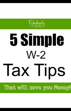 You might be paying too much in taxes. Check out these tips to see if you can save some money!