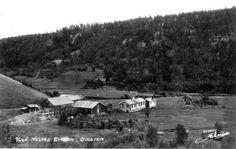 Vestre Enden, Sollia, Hedmark. 1934. foto: Jørgen Elstad