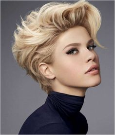 Trendy hairstyles for short hair ladies 2017 (trendy, hairstyles, short, hair, shorthair hairstyles, hairstyles women, trendy shorthair, trendy shorthair hairstyles)