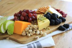 Jenny Steffens Hobick: How to Build a Beautiful, Bountiful Cheese Board