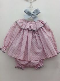 03cb6bc2acaf 35 Best Spanish baby clothes images in 2019