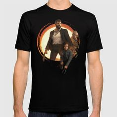 Logan Cycle Shirt ~ $24 ~ Marvel Gifts!