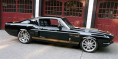 1967 Shelby GT500 Pro Touring