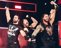 Wwe Superstar Roman Reigns, Wwe Roman Reigns, Wrestling Stars, Wrestling Wwe, Brie Bella, Nikki Bella, Wwe All Superstars, Wwe Music, Roman Reigns Dean Ambrose