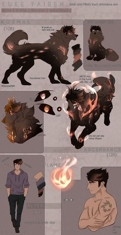 Wolf Character, Fantasy Character Design, Character Design Inspiration, Mythical Creatures Art, Mythological Creatures, Fantasy Creatures, Cute Animal Drawings, Cool Art Drawings, Anime Wolf Drawing
