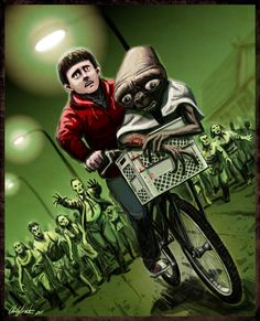Zombie / Steven Spielberg