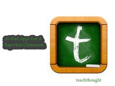 ipad-apps-paperless-classroom