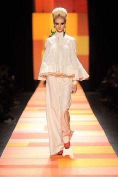 Jean Paul Gaultier - Couture - Spring-summer 2013