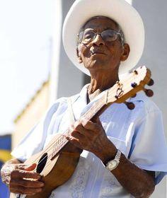 Cirilo Promotor, músico de son jarocho