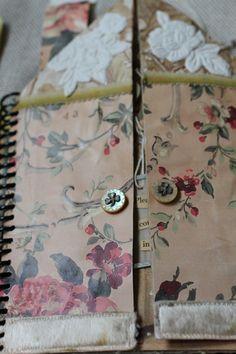 Pam Garrison's Art  Journal..