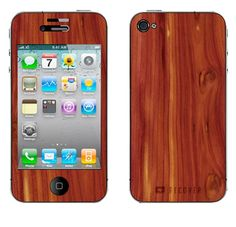 Simple, sleek wooden iPhone case by Recover