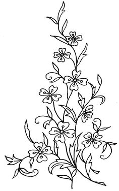 Floral Spray, Altoona Tribune, 1913
