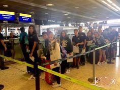 Regresan a España los participantes de #Irlanda16.