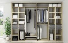 . Bedroom Closet Design, Closet Designs, Space Place, Custom Closets, Walk In Closet, Storage Solutions, Custom Design, Furniture, Home Decor