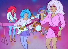 Jem and the Holograms Band