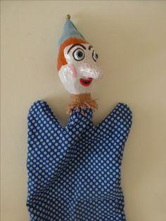 šašek, clown by Barka Zichová
