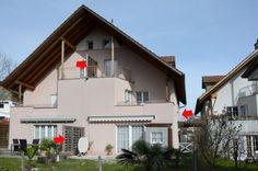 5½-Zi-Einfamilienhaus mit zwei lauschigen Sitzplätzen