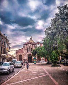 San Blas  Serie #Church #Cuenca #Ecuador #AllYouNeedIsEcuador #iPhoneonly #photooftheday