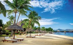 Mauritius Top 10 Beaches Background 1 HD Wallpapers