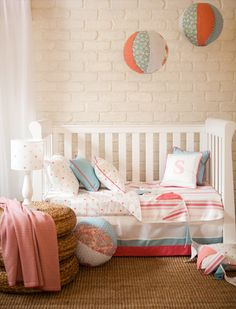 Bondville: Kate Lauren Designs timeless bedding and decor for babies, kids and teens