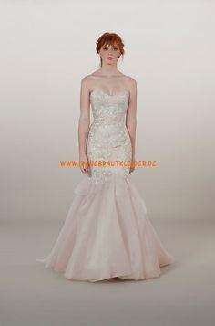 Liancarlo Extravagante Tolle Brautkleider aus Softnetz