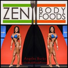 Olympia Meal Prep provided by Zen Body Foods Fitness!