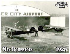 Max 'The Strongman' Rosenstock | Oldtime Strongman