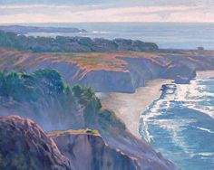 Big Sur Coast by Sharon Weaver in the FASO Daily Art Show