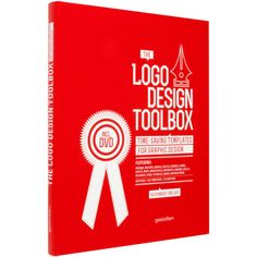 The logo design toolbox : time-saving templates for graphic design -  Tibelius, A. -  plaats 12211 TIBE