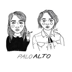 Palo Alto- April: I wish I didn't care about anything. But I do care. I care about everything too much.