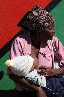 """Why African Babies Don't cry""  (1) Offer the breast every single moment that your baby is upset – even if you have just fed her. (2) Co-sleep. Many times you can feed your baby before they are fully awake, which will allow them to go back to sleep easier and get you more rest.  (3) Always take a flask of warm water to bed with you at night to keep you hydrated and the milk flowing.  (4) Make feeding your priority (especially during growth spurts) and get everyone else around you to do as…"