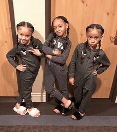 Cute Black Babies marie Destiny(godsister) and niva So Cute Baby, Cute Black Babies, Beautiful Black Babies, Pretty Baby, Beautiful Children, Cute Babies, Baby Twins, Triplets, Siblings