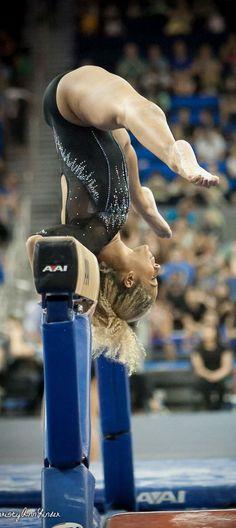 Danusia Francis | UCLA Bruins Gymnastics
