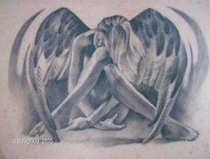 wheeping angel tattoo | Weeping angel
