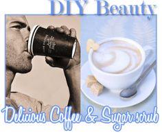 DIY: Koffie en Suiker scrub - Beautylab.nl
