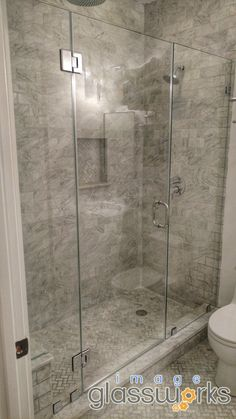 This Opening Has Low Iron Showerguard Glass Which Is Extra Clear And Will Stay Looking Great F Glass Shower Doors Frameless Bathroom Shower Doors Glass Shower
