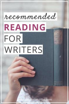 Recommended Reading for Writers
