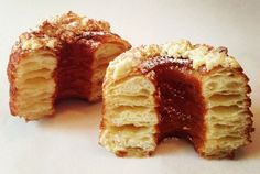 """""""Cronut"""" ~ Deep-fried croissant/doughnut hybrid. Want to figure out how to make this..."""