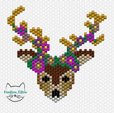 Seed Bead Patterns, Peyote Patterns, Loom Patterns, Beading Patterns, Cross Stitch Patterns, Seed Bead Crafts, Beaded Banners, Beaded Christmas Ornaments, Peyote Beading