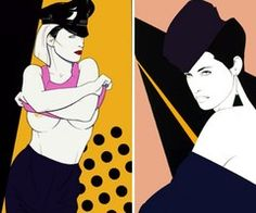 patrick-nagel-80s-fashion-illustration_2-600x417_thumb.jpg (240×200)