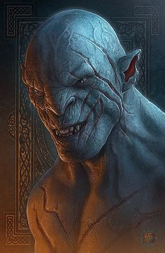 Azog - he made you ask what is the culture such creature comes from.