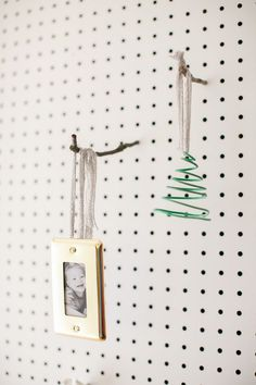 DIY Hardware Ornaments 3 Ways | HelloGlow.co