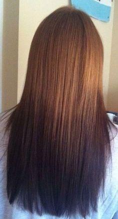 """Reverse Ombre Hair o shatush """"al contrario""""   Following Your Beauty"""
