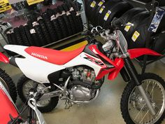 #HondaCRF models for the young ones and old ones. Christmas is around the corner and Honda has 0% Financing available as well. Ask about our layaway plan! #PetesCycle