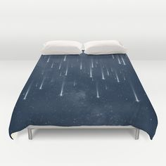 Wishing Stars Duvet Cover