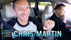 Out for a drive, James Corden spots Chris Martin looking for a ride to San Francisco to perform with Coldplay in the Super Bowl 50 halftime show. Subscribe T...