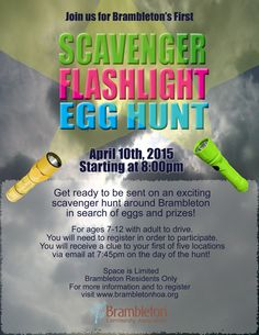 Scavenger Flashlight Egg Hunt 2015 copy