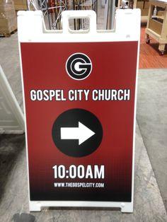 Gospel City Church (Vista, CA)