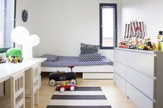 Meidän pienemmän poikasen eli 6-vuotiaan oma huone | Kodin Kuvalehti